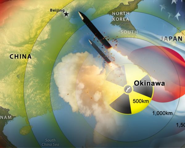 7 Okinawas Nuclear Bombs